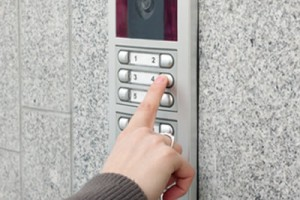 Vancouver Telephone Entry System